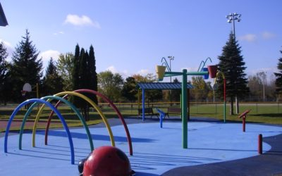 ENNIS GENERAL CARPENTRY CONTRIBUTES TO SPLASH PAD